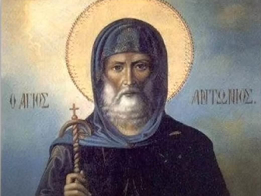 Danas SLAVIMO Prepodobnog Antonija Velikog: Njegova iskušenja ideal su hrišćanstva