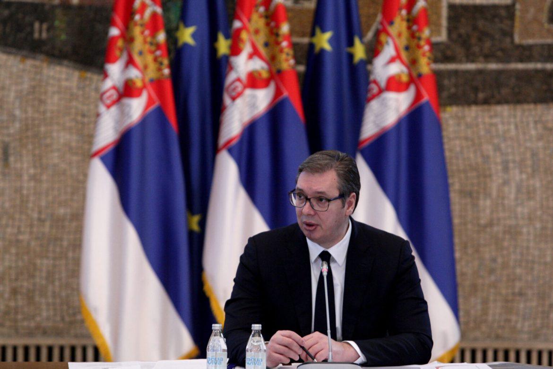 """""""Srbija pamti"""": Vučić odao počast stradalima na Međunarodni dan sećanja na žrtve Holokausta"""