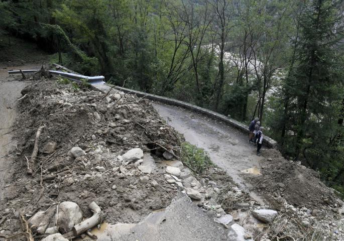 RHMZ IZDAO HITNO UPOZORENJE: Srbiji ponovo prete poplave, vodostaj pojedinih reka će preći granice