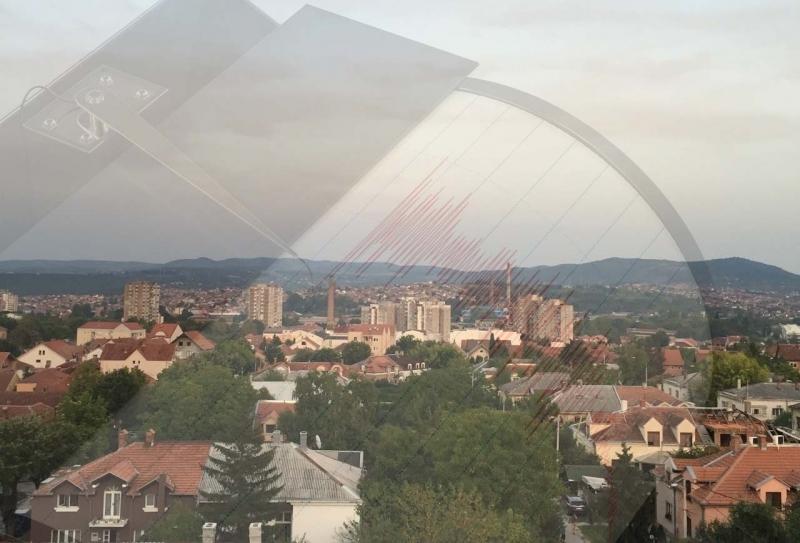 ZATRESLA SE SRBIJA: Zemljotres pogodio Kragujevac