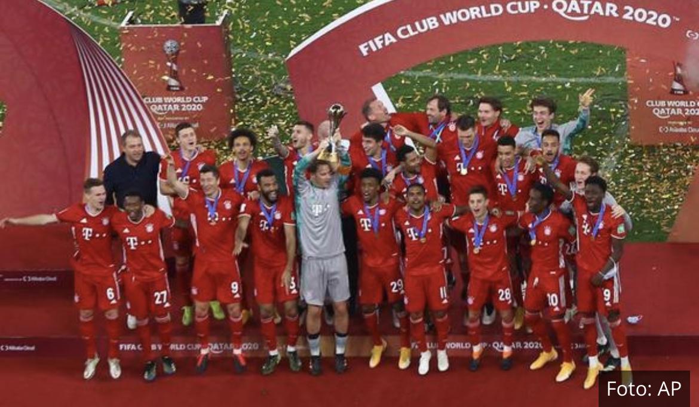 ŠTA RADE OVI LJUDI! Bajern osvojio Svetsko klupsko prvenstvo i došao do 6. trofeja u samo 12 meseci! VIDEO