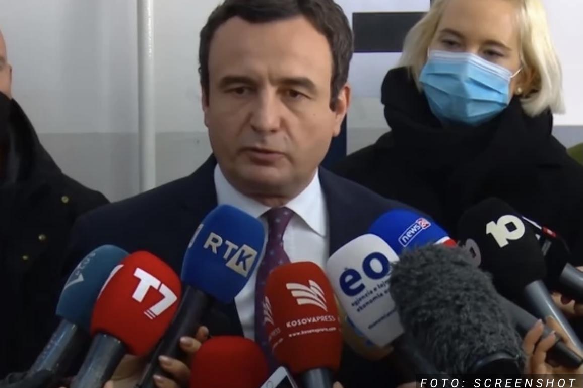 """""""AMERIKA STOJI UZ KOSOVO"""" Ambasador SAD u Prištini: Radujemo se saradnji s novom vladom"""