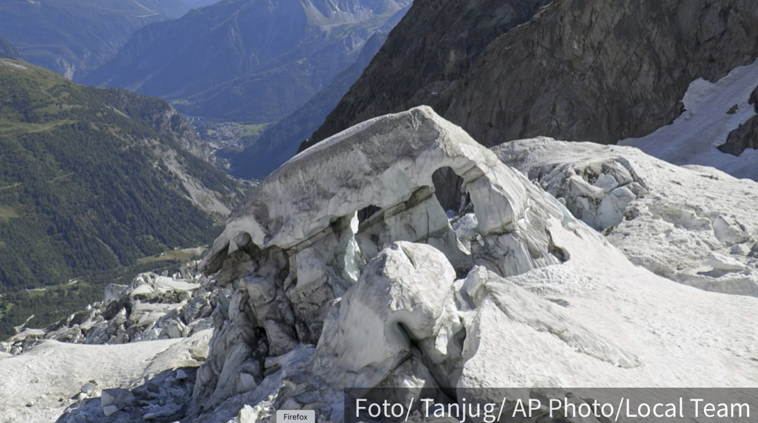TRAGEDIJA na Storžiču: Snežna lavina progutala trojicu planinara, jedan teško povređen