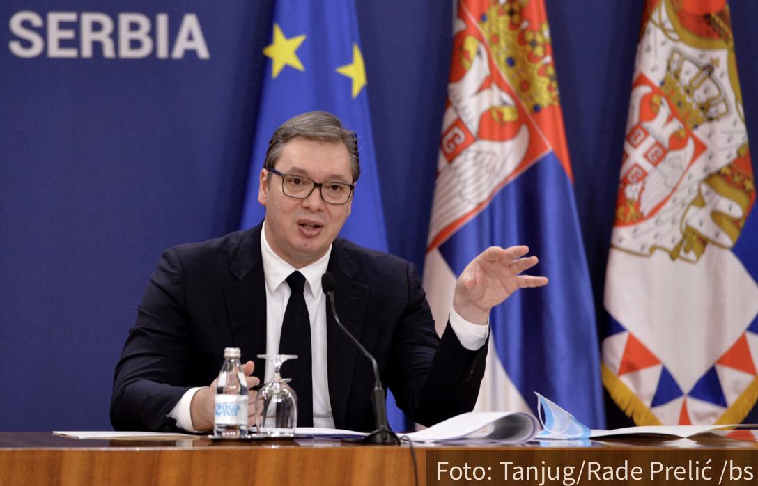 Prvi Vučićev intervju za HRVATSKE medije nakon 3 godine: Predsednik pričao o odnosu dve zemlje