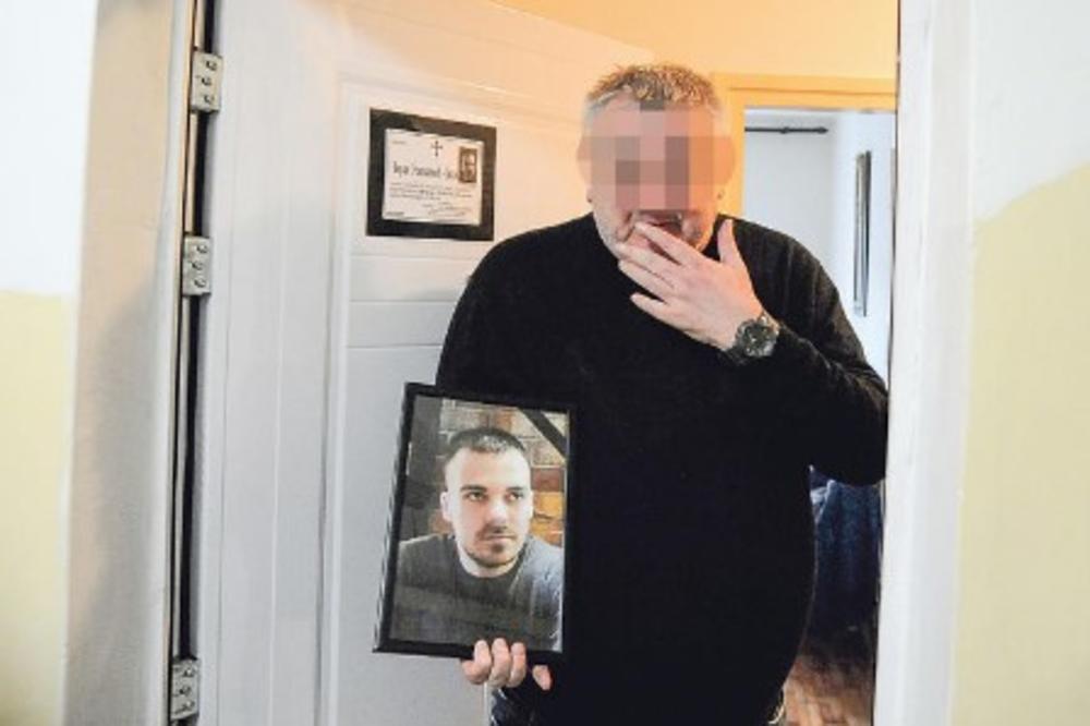 PROGOVORIO OČUH LIKVIDIRANOG USKOKOVIĆA: Zoran nije bio kriminalac, šta ima veze šta mu je bio otac, pa on ga se i ne seća!