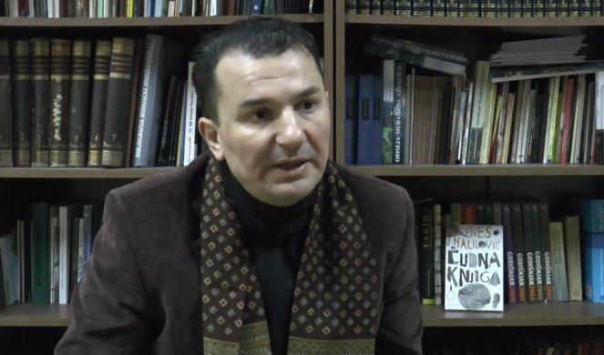 ZLATNI SUNCOKRET ZA LJUDE BEZ GROBOVA! U konkurenciji 250 knjiga, roman Enesa Halilovića proglašen za NAJBOLJE OSTVARENJE
