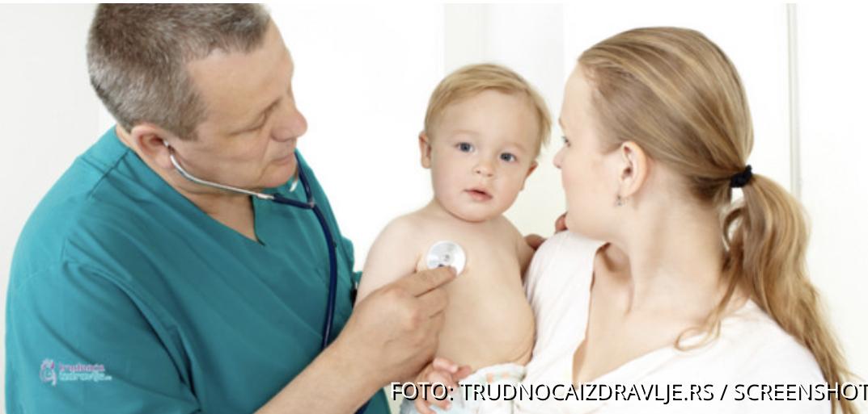 """Pedijatar upozorava: """"Krvna slika deteta je samo pomoćno sredstvo u određivanju vrste infekcije"""""""