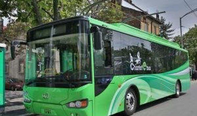"""BEOGRAD KUPUJE 10 EKOLOŠKIH AUTOBUSA! Vesić: Biće otvorena još jedna """"električna linija"""" gradskog prevoza!"""