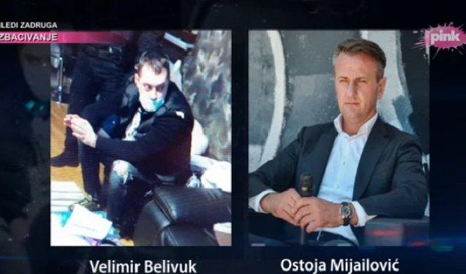 NOVI SNIMAK KOJI ŠOKIRA SVE! Ovako je Velja Nevolja pretio funkcioneru Partizana nakon što mu se Ostoja Mijailović nije javljao na telefon! /VIDEO/