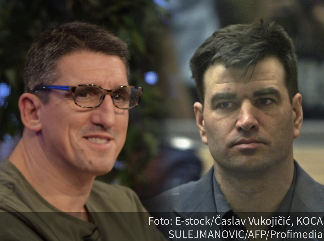 Nasmejani se DRŽE ZA RUKE: Isplivala šok fotografija Legije i Kristijana Golubovića (FOTO)