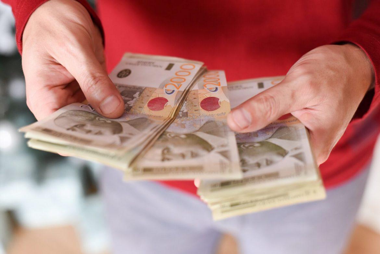 Stiže novac za GRAĐANE: Posle 48.000 dinara Vlada Srbije usvojila novi paket finansijske pomoći
