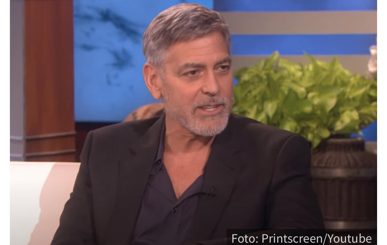 Džordž Kluni o deci i konzumiranju alkohola: PEREM po ceo dan jer su nam deca pravi mali PRASIĆI