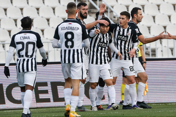 UŽIVO, VIDEO! Partizan – Napredak (1:0), Natho asistirao petom, Jović pogodio za vođstvo crno-belih!