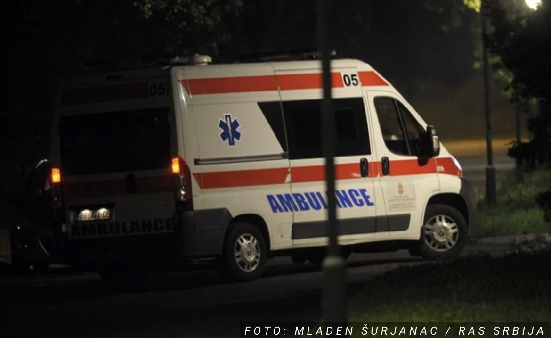 TROLEJBUS UDARIO DECU Devojčice od 12 i 14 godina povređene u Beogradu