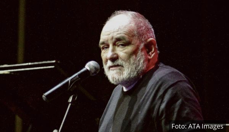 SAHRANJEN ĐORĐE BALAŠEVIĆ: Kantautor ispraćen uz tamburaše uz pesmu Olivera