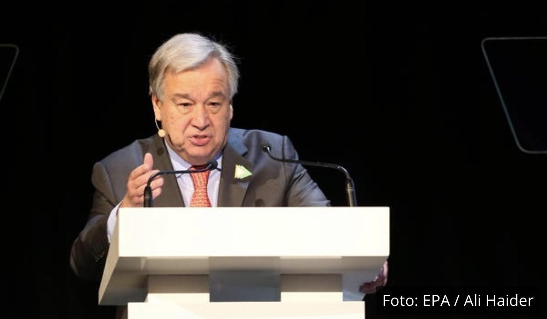 ŠEF UN: Svet se suočava sa pandemijom kršenja ljudskih prava! Jačaju podele, siromaštvo, diskriminacija!