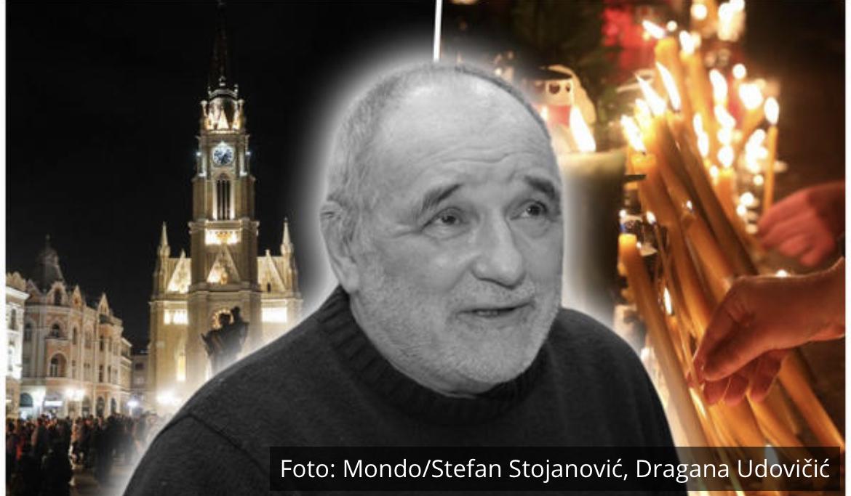 NOVI SAD: Proglašen Dan žalosti zbog smrti Đorđa Balaševića