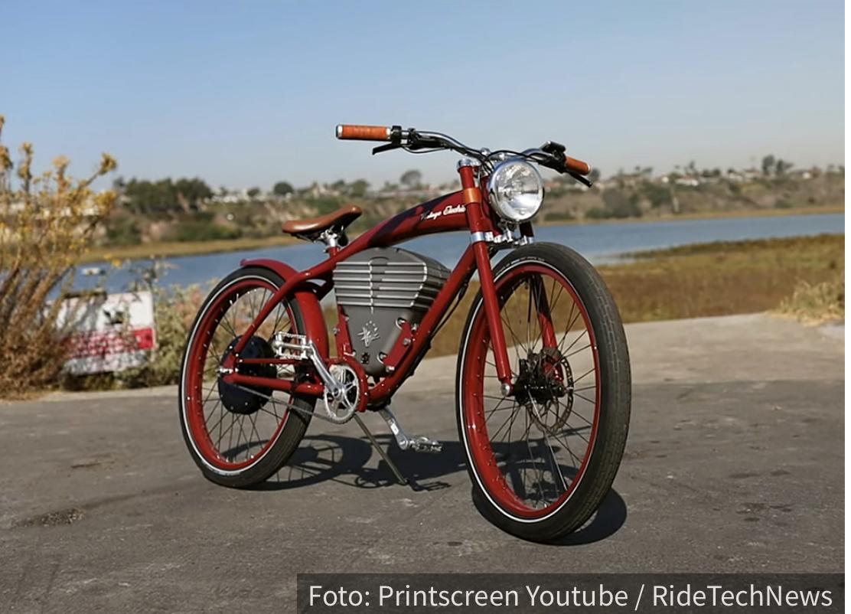 Upoznajte Tracker Classic: Električni bicikl retro duha (VIDEO)