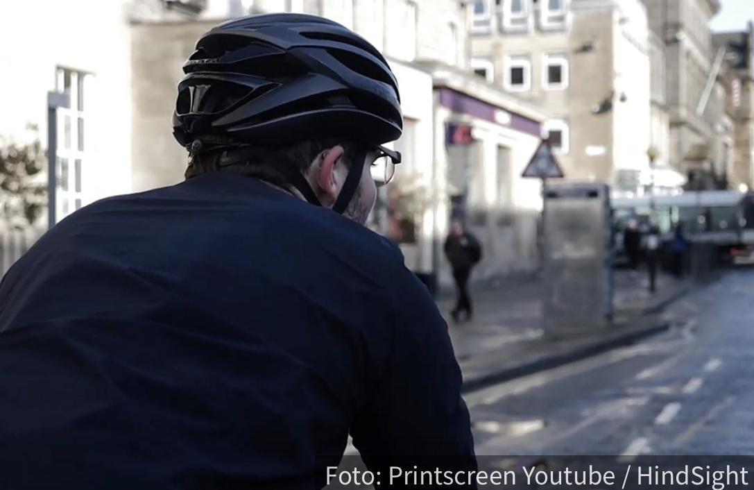 """HindSight naočare su hit! Biciklisti dobili """"oči na leđima"""" (VIDEO)"""