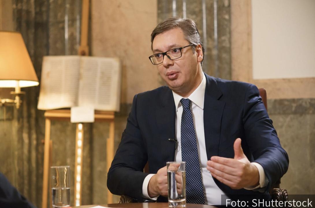 Danas sednica Predsedništva SNS: Vučić se obraća građanima u 16 časova