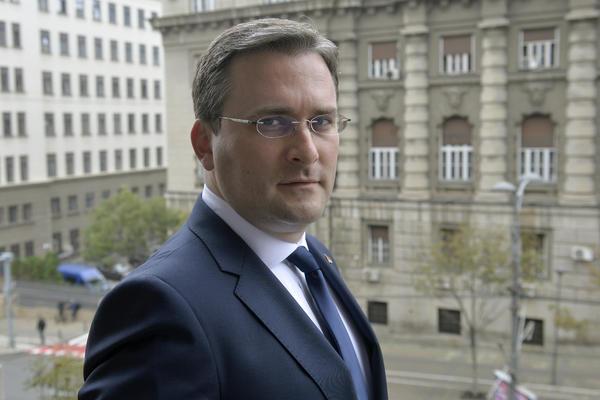 MINISTAR SPOLJNIH POSLOVA SELAKOVIĆ: Cilj Srbije punopravno članstvo u EU