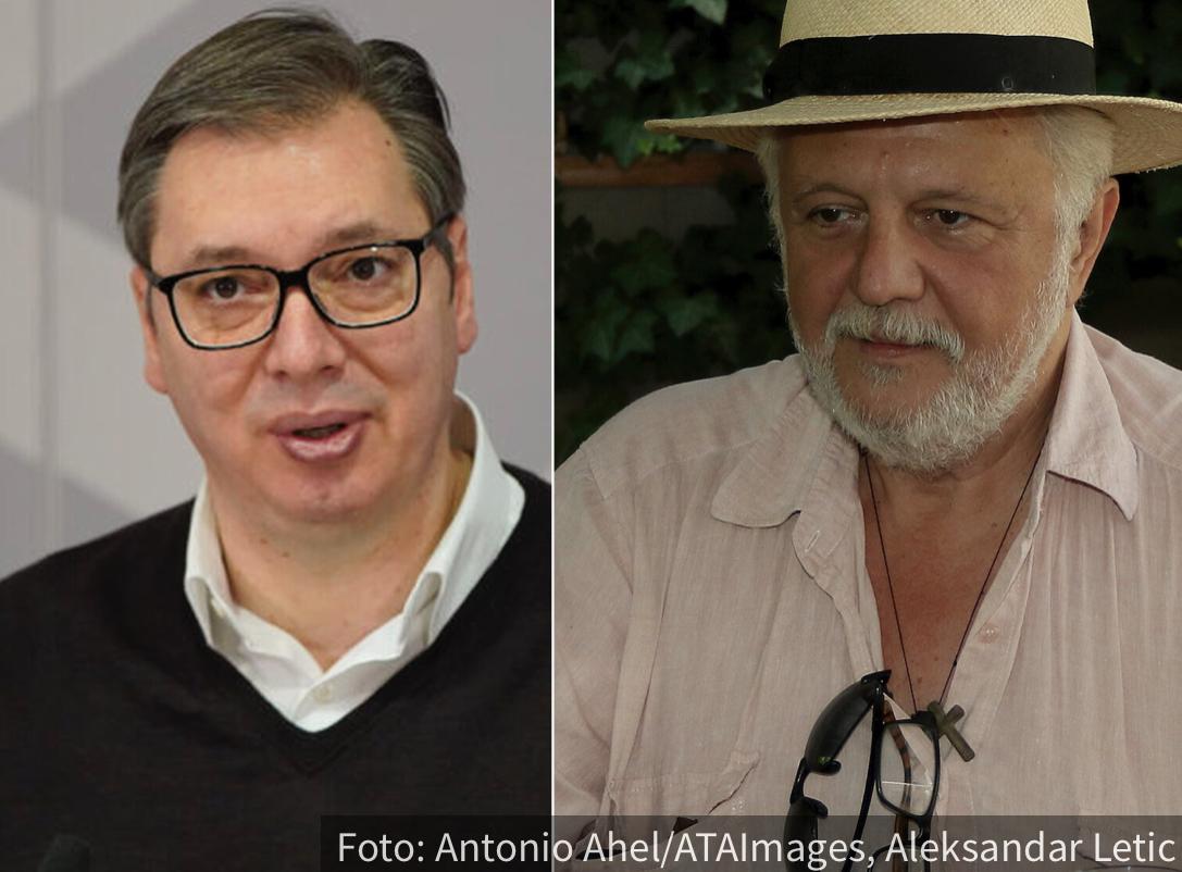 """Antonijević o pomoći za """"Daru"""": Neki nisu smeli, drugi nisu mogli, a Vučić je i SMEO I MOGAO"""