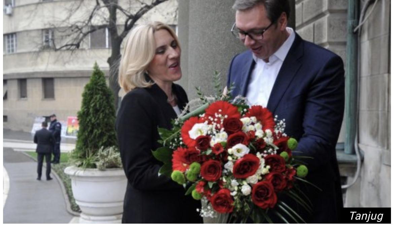 EKONOMSKI JAKA I POLITIČKI STABILNA SRBIJA JE OSLONAC REPUBLIKE SRPSKE! Željka Cvijanović čestitala Sretenje – Dan državnosti Srbije!