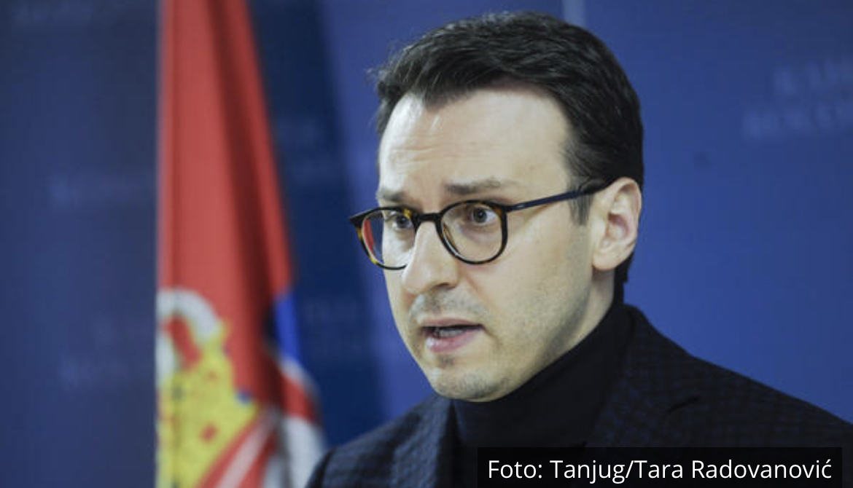 PETAR PETKOVIĆ: Pobeda Srpske liste garant opstanka Srba na KiM