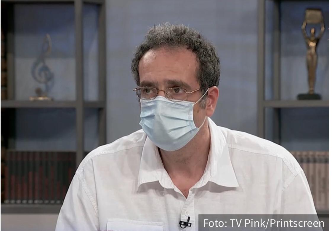 Dr Srđa Janković se oglasio o POTPUNOM ZATVARANJU kafića: Imunolog otkrio sve o mogućem pooštravanju mera
