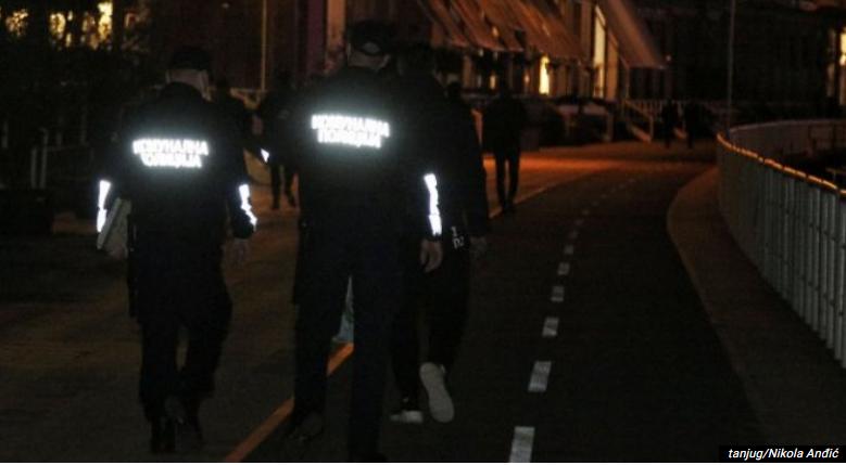 Komunalna milicija noćas upala u poznati restoran u Skadarliji, unutra zatekla ŠOK PRIZOR!