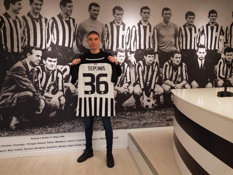 Zvanično: Terzić stigao u Partizan! (FOTO+VIDEO)