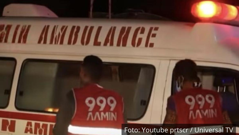 NAJMANJE 20 MRTVIH U EKSPLOZIJI: Automobil bomba u prestonoci Somalije ranio još 30 ljudi! Čula se i pucnjava! (VIDEO)