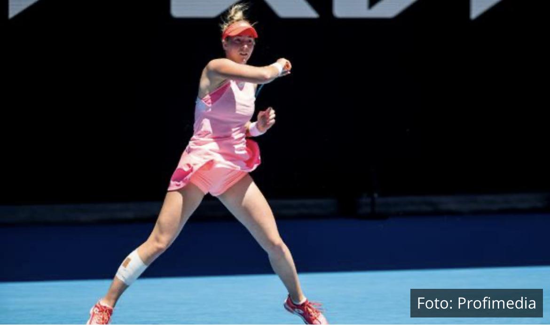TRIJUMF SRPSKE TENISERKE: Nina Stojanović u osmini finala turnira u Lionu