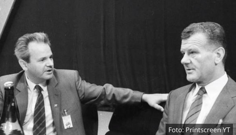 FILM OTKRIVA KAKO JE POČEO SUKOB STAMBOLIĆA I MILOŠEVIĆA Događaj iz januara 1970. godine REŠAVA MISTERIJU
