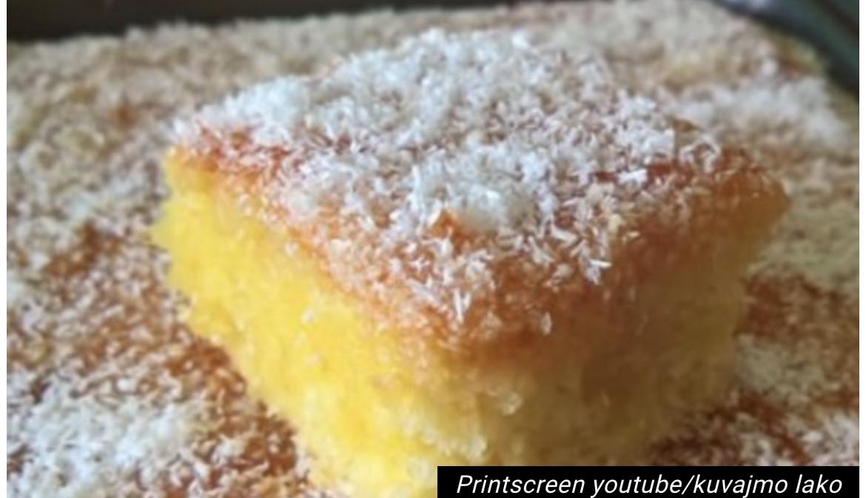 POSNI KOLAČ SA POMORANDŽOM! Idealno za sve koji POSTE, ali i one koji vole ukusne deserte! /VIDEO/