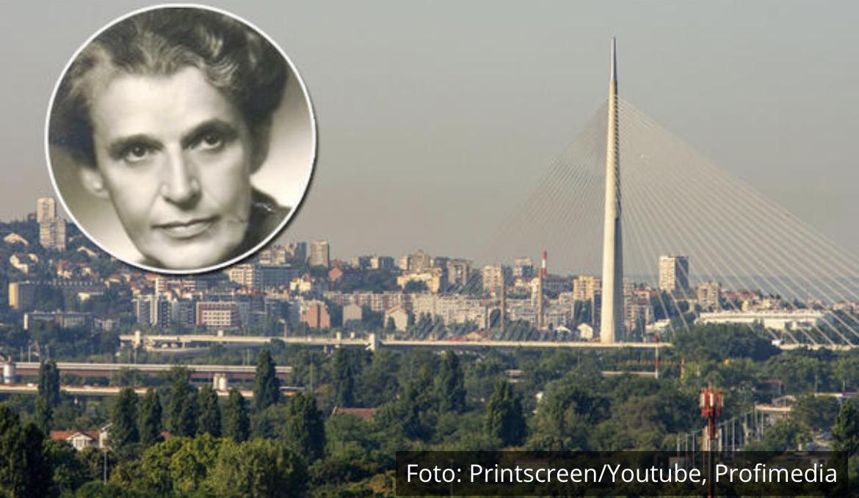 ZAHVALNOST HEROINI: Beograd uskoro dobija spomenik Diani Budisavljević