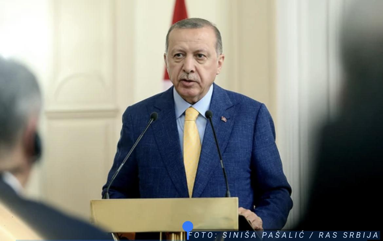 """Turska ponovo uvodi ograničenja: Većina provincija u """"crvenoj zoni"""", svakog vikenda POLICIJSKI ČAS"""