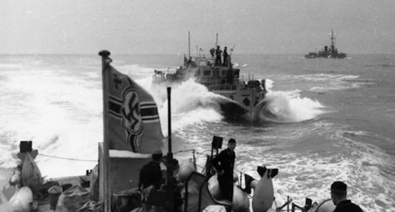 TAJNA POTOPLJENE HITLEROVE FLOTE Na dnu Dunava i dan-danas leži više od 200 nacističkih brodova, a evo zašto predstavljaju VELIKU PRETNJU