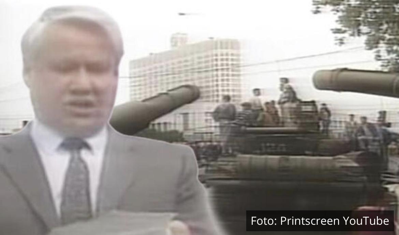 POSLEDNJI DANI SOVJETSKOG SAVEZA: Pokušali da skinu Gorbačova sa vlasti, a ostavili ih svi na cedilu
