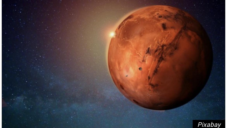 SPREMA SE NEŠTO OPASNO! 10.000 RAKETA ĆE POLETETI U SVEMIR!? Milijarder došao na suludu ideju – Hoće da promeni klimu na Marsu!