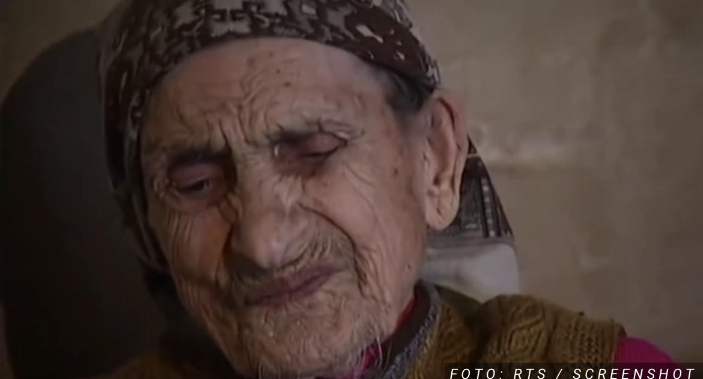 FENOMEN: Baka Đurđa iz sela kod Trgovišta, koja je pobedila koronu u 111. godini, ima čak 110 potomaka!