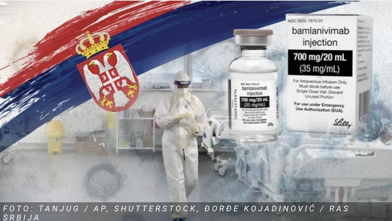 Šta sve znamo o leku protiv korone koji sada primaju i pacijenti u Srbiji? Skup je, efekat mu je nekoliko meseci, a prepisuje se samo u ČETIRI SITUACIJE