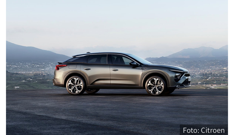 Citroën C5 dobio naslednika: Luksuzni crossover stiže krajem godine (VIDEO)