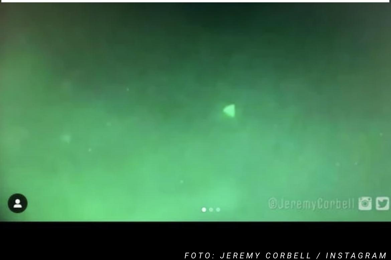 PENTAGON PRIZNAO: Ovaj snimak je autentičan, snimili smo NLO iznad ratnih brodova (VIDEO)