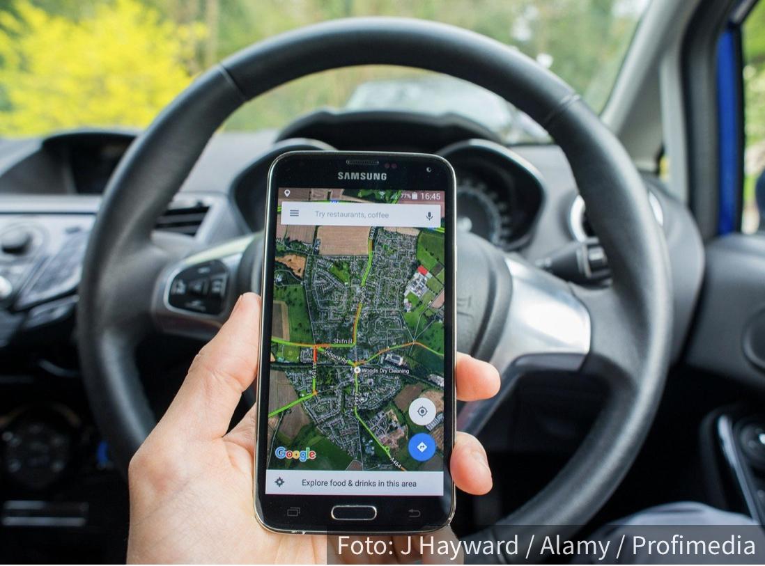 Google Maps menja sistem: Najbrža ruta više nije prioritet!