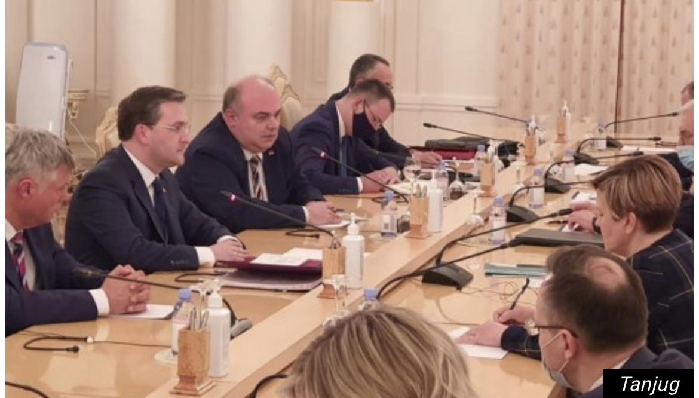 Selaković zadovoljan posetom: Hvala Rusiji na neizmernoj podršci, OČEKUJEMO PUTINA DO KRAJA GODINE! /FOTO/