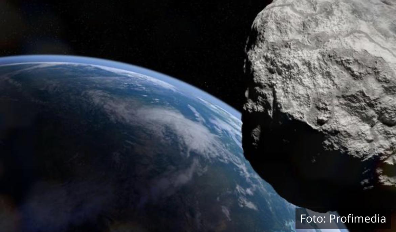 OGROMAN ASTEROID veličine tri autobusa, prozujaće danas između Zemlje i Meseca