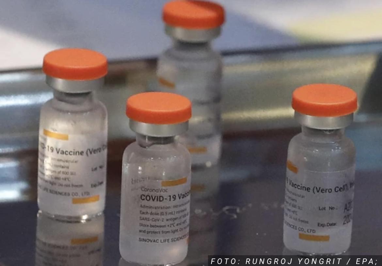 NOVA KINESKA VAKCINA Sinovak štiti 67% od simptomatske infekcije kovidom