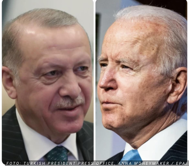 """""""POGLEDAJTE SE U OGLEDALO"""" Erdogan besan zbog """"pogrešnog poteza"""" Bajdena: Ako kažete genocid, setite se šta ste vi radili"""