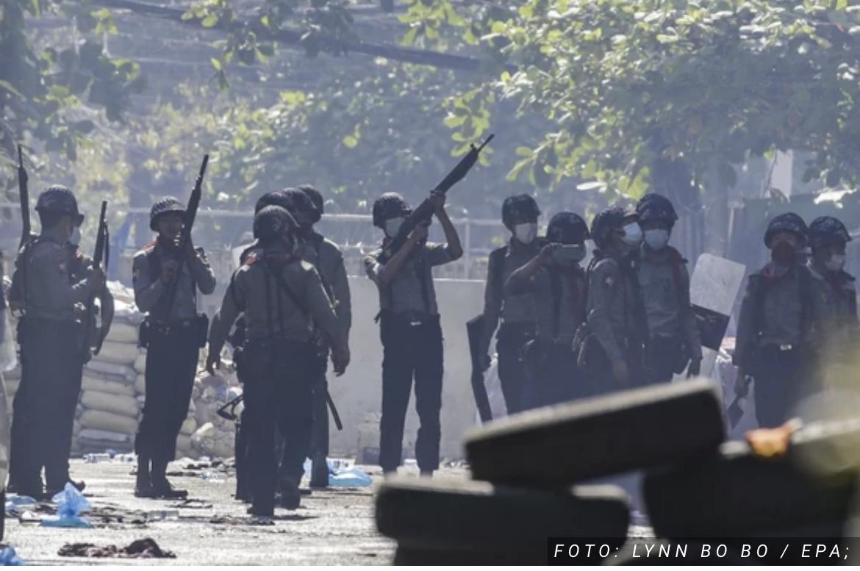 Vojna hunta u Mjanmaru UKINULA INTERNET do daljeg: Privode se novinari i svi koji razgovaraju sa medijima